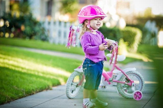 Выбираем велосипед детям от трёх лет