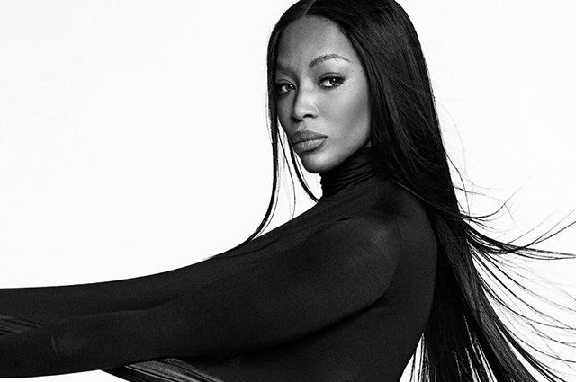 Наоми Кэмпбелл снялась топлес для рекламы Givenchy Jeans