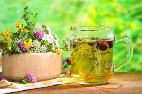 Монастырский чай при желчнокаменной болезни.