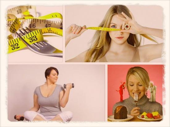 Как можно похудеть, в случае если нет силы воли