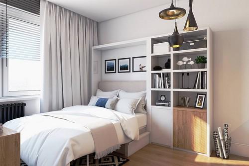 Как грамотно выбрать мебель для малогабаритной квартиры