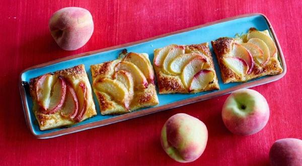 Блюда из персиков - подборка вкусных идей
