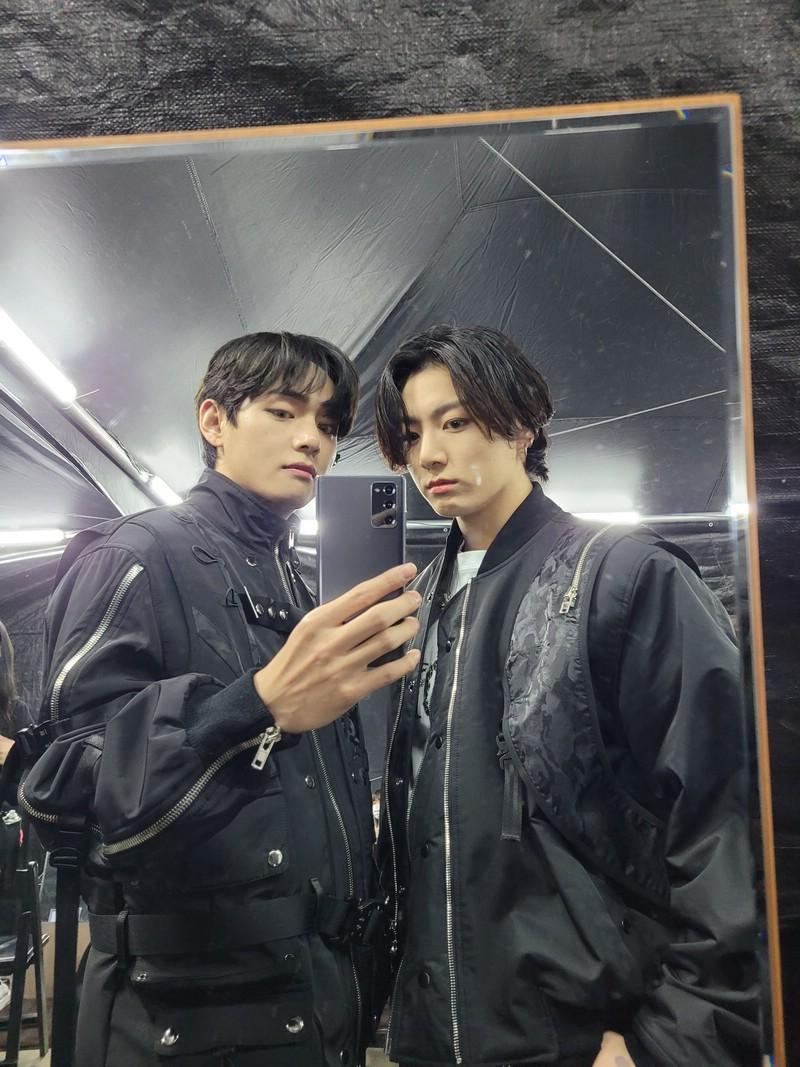 Ким Тэхён и Чон Чонгук