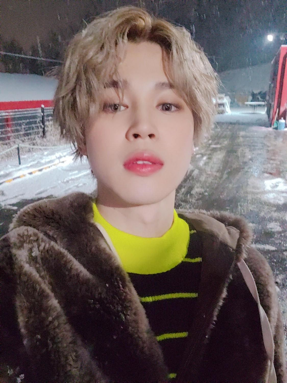Park Jimin BTS 2021