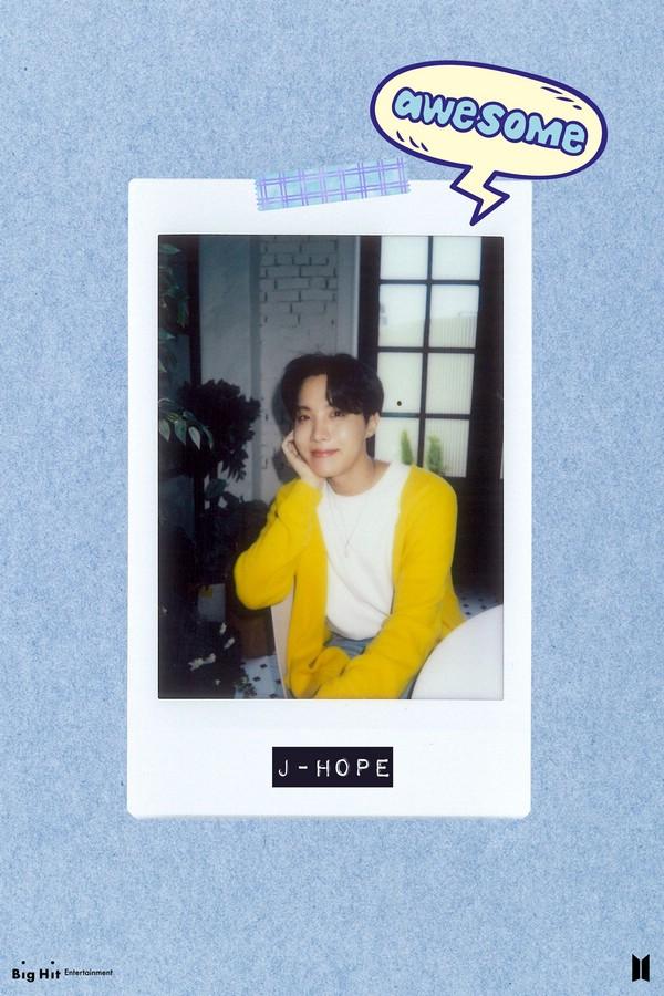 J-Hope BTS 2021