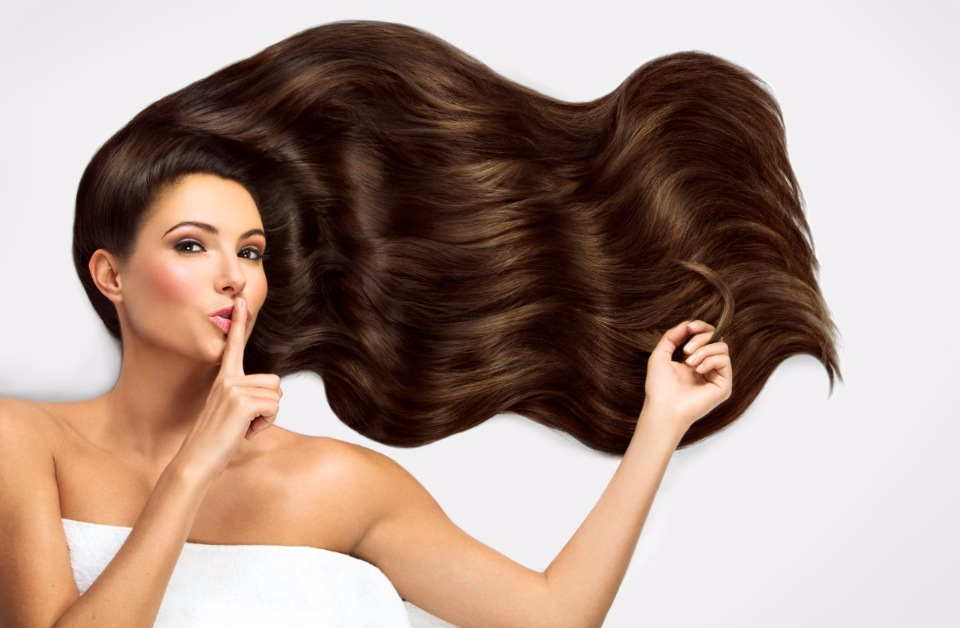 Как ухаживать за наращенными волосами дома
