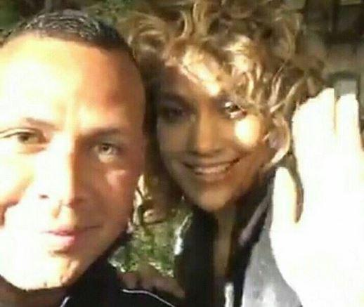 Алекс Родригес назвал Дженнифер Лопес «моя девочка»