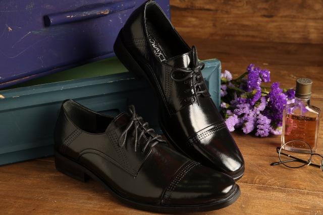 Как правильно подобрать мужские туфли