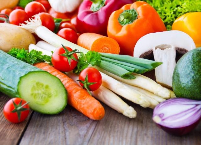 Здоровое питание – залог хорошего самочувствия и долголетия.
