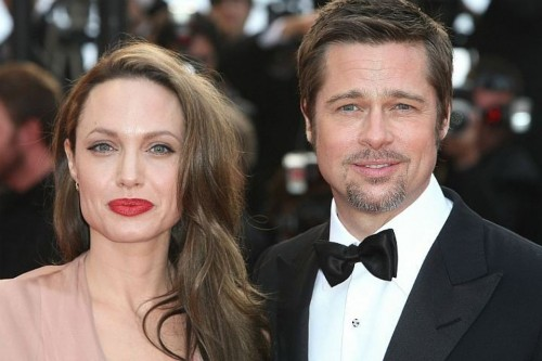 Анджелина Джоли впервые заговорила о разводе с Брэдом Питом
